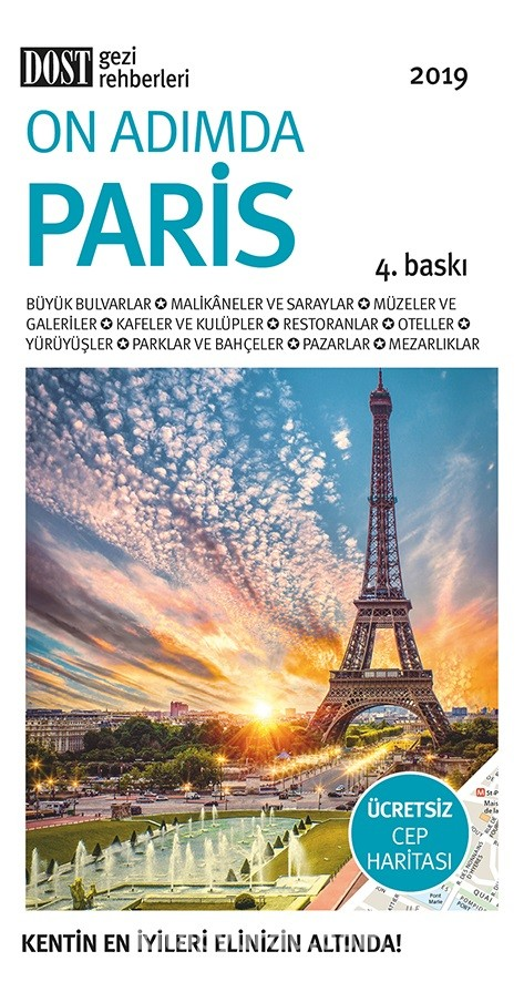 On Adımda Paris pdf