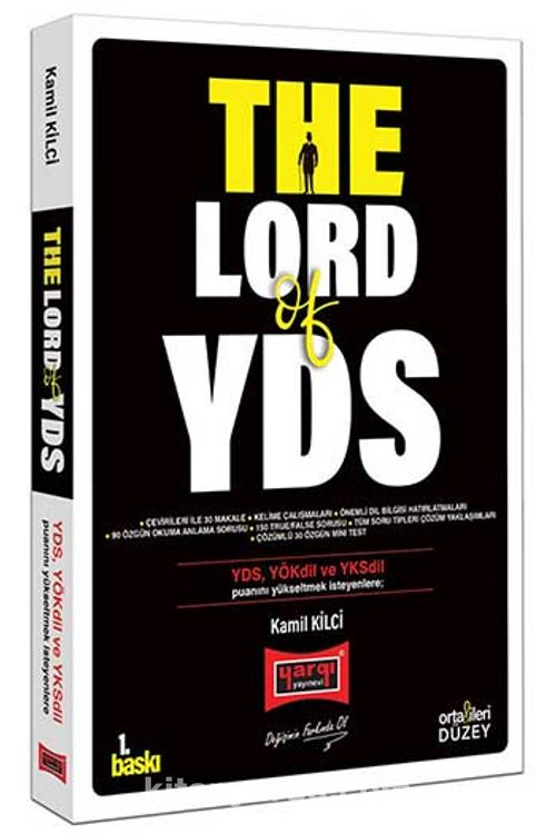 The Lord of YDS pdf